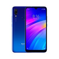 купить Смартфон Xiaomi Redmi 7 32GB/3GB Blue (Синий) в Калуге